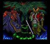 Janshin Densetsu: Quest of Jongmaster TurboGrafx CD ...and is planning to stay