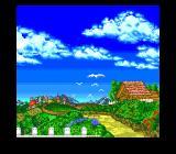 Janshin Densetsu: Quest of Jongmaster TurboGrafx CD The peaceful life of the villagers...