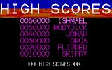 Vaxine DOS High Scores (EGA/Tandy)