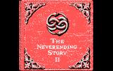 The Neverending Story II: The Arcade Game DOS The book (CGA)