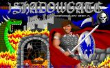 Shadowgate Amiga Title screen
