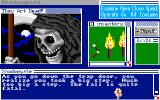 Shadowgate Amiga ...which leads to death! Game over!