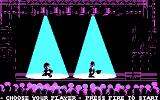 The Blues Brothers DOS Choose Character (CGA)