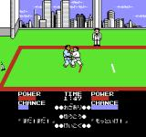 Moero!! Judo Warriors NES Grappling