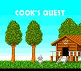 Minesweeper TurboGrafx CD Exclusive mode: Cook's Quest