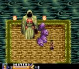 MysticFormula TurboGrafx CD This boss sends some purple heads at me. Somehow I'm not impressed