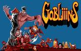 Gobliiins DOS Title screen