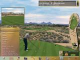 Jack Nicklaus 6: Golden Bear Challenge Windows The ball on a tee icon brings up the shot type menu bar. It's important for this shot to select the full swing option or else the ball won't travel very far.