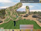 Jack Nicklaus 6: Golden Bear Challenge Windows The on screen clutter can be dragged around into a position to suit the player. It can also be turned on or off via the menu bar