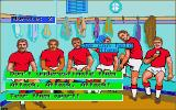 Football Manager: World Cup Edition 1990 Atari ST This is my team. Morale isn't very high