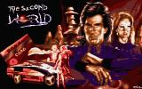The Second World Atari ST Title screen