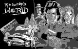 The Second World Atari ST Title screen (High resolution)