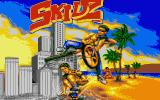 Skidz Atari ST Title screen