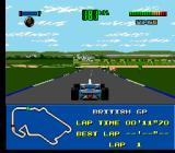 F1 World Championship Edition Genesis During the Race