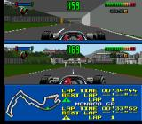 F1 World Championship Edition Genesis A 2 Player race