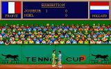 Tennis Cup Atari ST Time to play