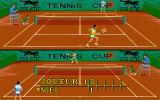 Tennis Cup Atari ST The score so far