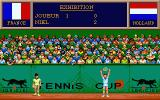 Tennis Cup Atari ST We have a winner