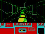 3D Bat Attack ZX Spectrum I was hit and lost a life