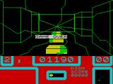 3D Bat Attack ZX Spectrum Game over