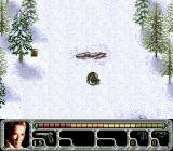 True Lies Genesis Rolling in snow