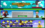 Snoopy's Game Club DOS Enter Player Name (MCGA/VGA)