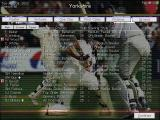 Michael Vaughan's Championship Cricket Manager Windows From the main menu this is the current squad. There's a couple of England players here.
