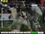 Michael Vaughan's Championship Cricket Manager Windows This is the team selection screen. The manager can hand pick players or use the 'Best 11' option