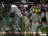 Michael Vaughan's Championship Cricket Manager Windows There are the teams as they line up to do battle