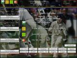 Michael Vaughan's Championship Cricket Manager Windows This is the match management screen where tactics are decided and players are selected