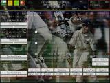 Michael Vaughan's Championship Cricket Manager Windows Changing the game's speed is useful as it means the manager can adjust tactics on a ball by ball basis. Here the faster over by over option has been chosen.