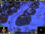 SpellForce: The Breath of Winter Windows The capitol of the ice elves.