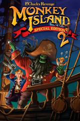 Monkey Island 2: LeChuck's Revenge - Special Edition iPhone Splash screen