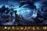 Monkey Island 2: LeChuck's Revenge - Special Edition iPhone The graveyard. Spooky!