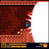 Abobo's Big Adventure Browser Rage attack effect (unique for each level)