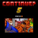 Abobo's Big Adventure Browser Ninja Gaiden style Game over screen