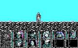 Dragons of Flame DOS Side Scroll mode (CGA)