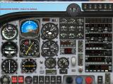 Microsoft Flight Simulator 2000: Professional Edition Windows This is the Mooney Bravo enhanced Instrument Flight Rules (IFR) panel