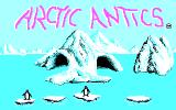 Spy vs. Spy III: Arctic Antics DOS Title screen 2