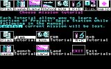Project: Space Station DOS Choose Mission Tutorial
