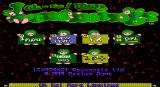 Oh No! More Lemmings DOS Main Menu (EGA)