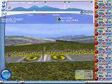 Cycling Manager Windows By clicking on the checkpoint markers the player can look ahead to see what's happening there. In this case the answer is not a lot.