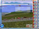 Cycling Manager Windows The player can view rankings during the game