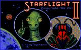 Starflight 2: Trade Routes of the Cloud Nebula Amiga Star Flight II