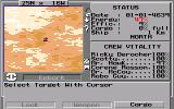 Starflight 2: Trade Routes of the Cloud Nebula Amiga You can zoom out and view more of the planet's surface at one time.