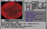 Starflight 2: Trade Routes of the Cloud Nebula Amiga Orbiting a lava planet
