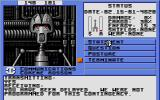 Starflight Atari ST Mechan 9 - a group of androids.