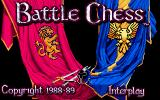 Battle Chess DOS Title screen (VGA)