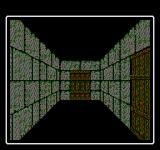Wizardry: Knight of Diamonds - The Second Scenario NES 3D Dungeon