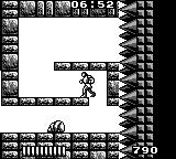 Castlevania: The Adventure Game Boy A moving wall of spikes.